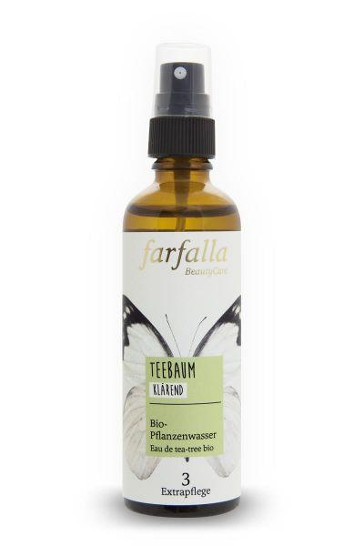 Farfalla Teebaum Bio-Pflanzenwasser, 75ml