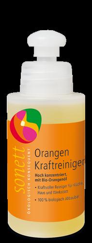 sonett Orangen-Kraftreiniger Probeflasche 120ml