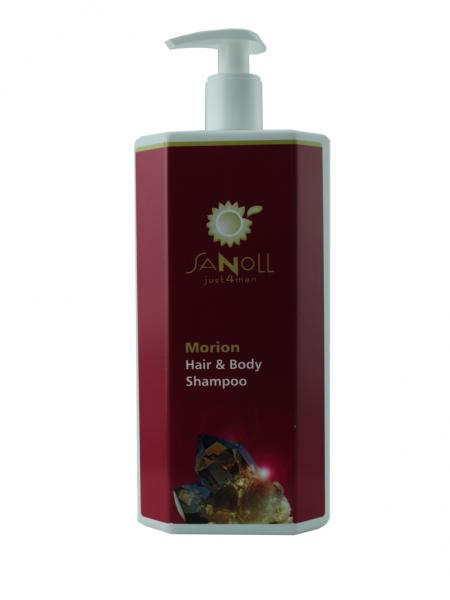 SANOLL Morion Hair & Bodyshampoo 1000ml