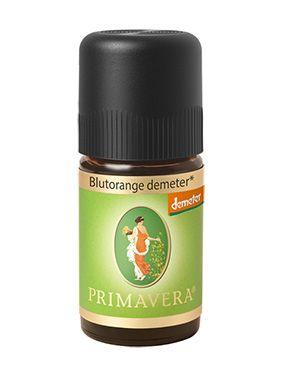 PRIMAVERA Blutorange demeter* 5 ml