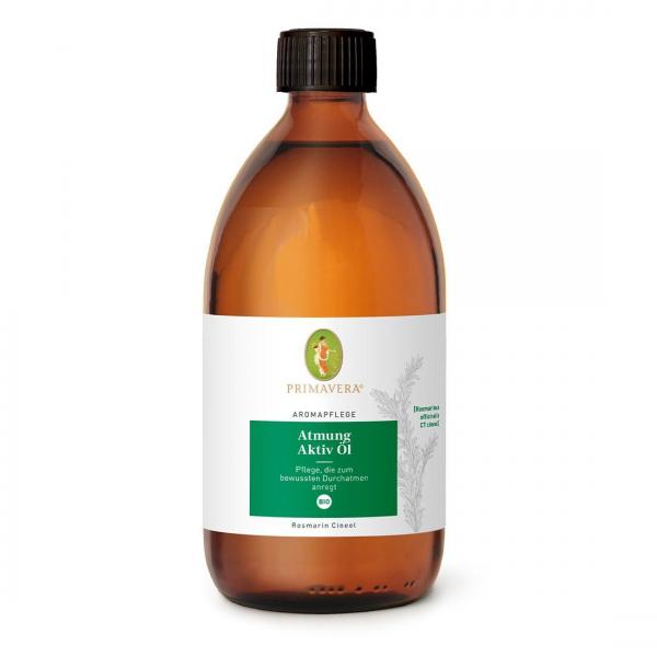 PRIMAVERA Aromapflege Atmung Aktiv Öl, 500ml