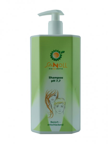 SANOLL Shampoo pH 7,7 1000ml