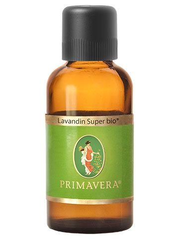 PRIMAVERA Lavandin Super* bio, 50 ml