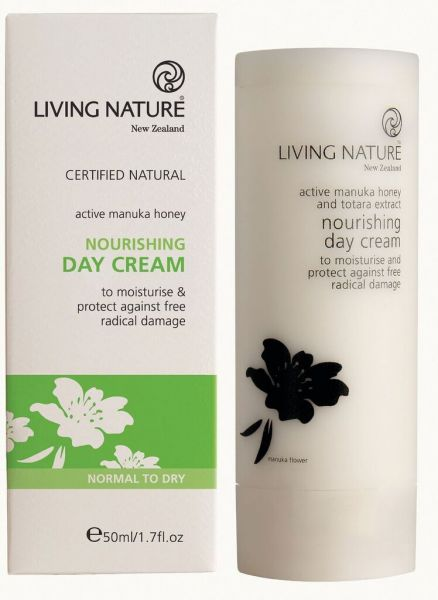 Kabinett Living Nature NOURISHING DAY CREAM : Nährende Tagescreme, 125ml