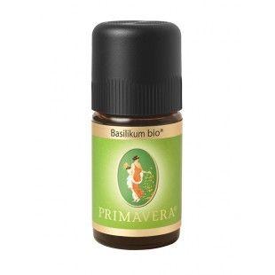 PRIMAVERA Basilikum* bio 5 ml