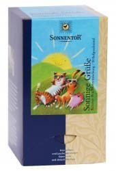 SONNENTOR Sonnige Grüße Tee kbA, Beutel 18 x 2,5g