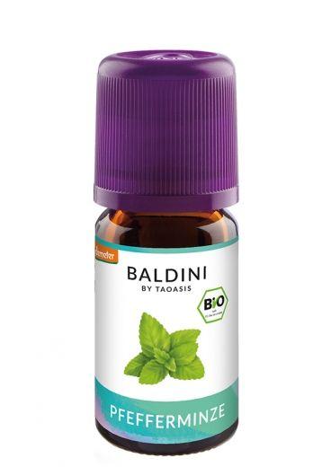 Baldini Bio-Aroma Pfefferminz BIO/demeter 5 ml