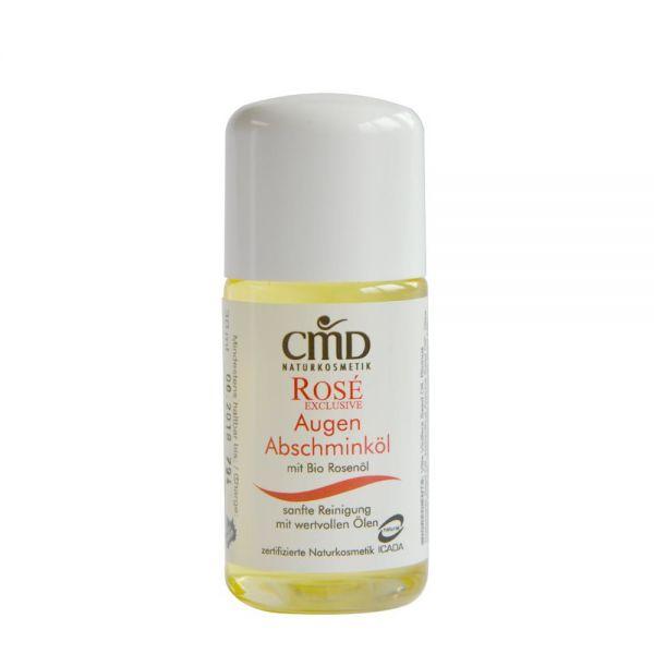 CMD Rosé Exclusive Augen-Abschminköl, 30ml